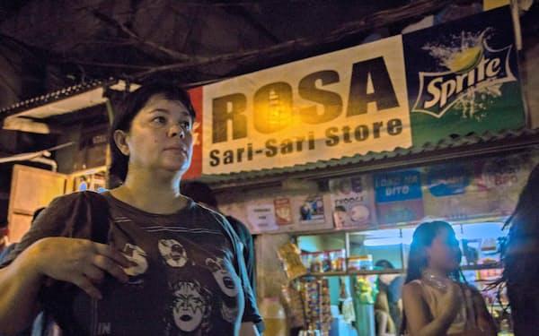 フィリピンのブリランテ・メンドーサ監督「マ・ローサ」