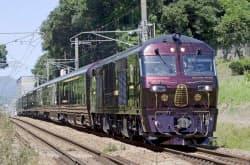 JR九州が誇る豪華寝台列車「ななつ星in九州」