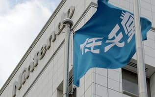 任天堂は君島社長の手法が収益力を回復させている(京都市南区の本社)