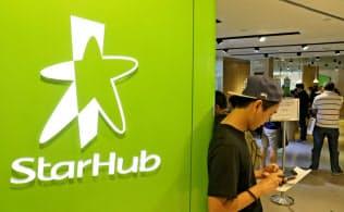 シンガポールの通信大手、スターハブは自己資本利益率(ROE)が突出して高い