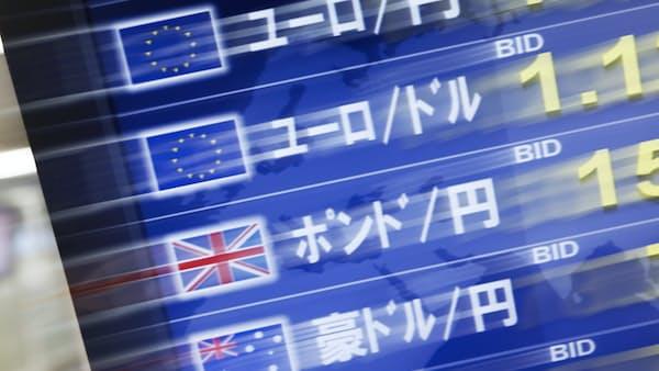英ポンド急落 EU離脱交渉「反メイ」で混迷