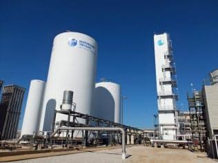 大陽日酸は米国で、仏エア・リキードから産業ガスの製造設備を大量買収する