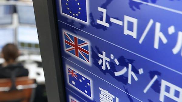 英EU離脱案、否決公算もポンド高 背景に「弱いドル」