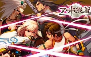 中国で人気のPCゲーム「アラド戦記」はスマホ向けの開発も進んでいる。