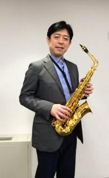 東京佼成ウインドオーケストラでコンサートマスターを務める田中靖人