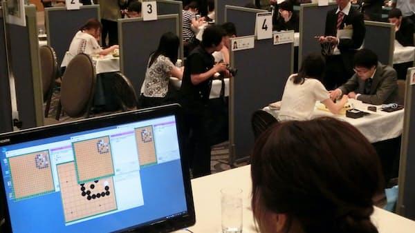 日本製囲碁AI、世界トップ棋士に「詰め碁」で圧勝