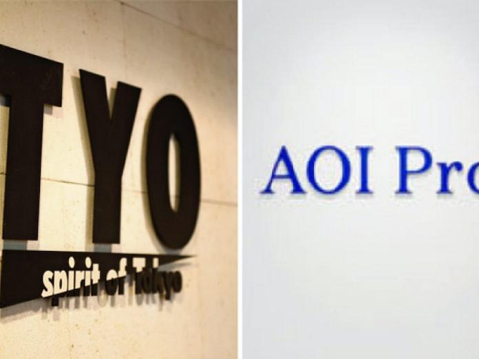 テレビCM 2、3位が統合発表 AOIプロとTYO: 日本経済新聞