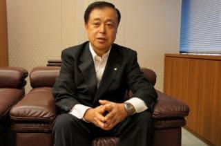 日本原電の村松衛社長