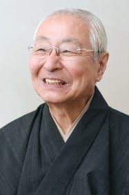 能シテ方の野村四郎さん