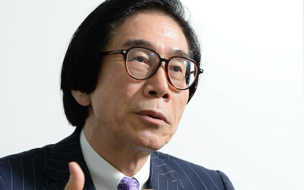 伊藤邦雄氏