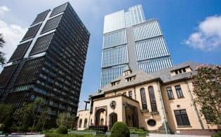 「赤プリ」は東京ガーデンテラス紀尾井町に生まれ変わった