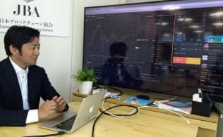 ビットフライヤーは国内最大のビットコイン取引所を運営する(東京・港)