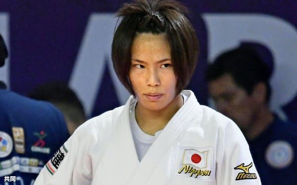 一時は「勝たねば」の重圧で悩んだ松本だが、日本勢4人目の五輪連覇を狙う=共同