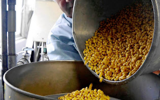 美容や健康によいとされる大豆は若者にも浸透