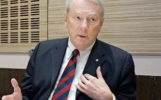 WADAの第三者委員会の責任者だったパウンド氏はIOC理事会の決定を批判=共同
