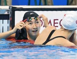 池江選手が7種目に挑んだことが注目されたが、複数種目をこなすことは海外では珍しくない
