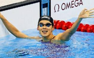 北京五輪には出たがロンドン大会の舞台には立てなかった金藤。何度も辞めよう、と思ったと聞く=共同