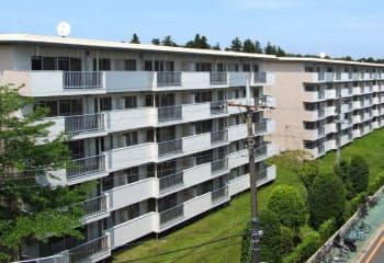 老朽化した集合住宅を割安価格でそのまま再販売する(千葉市内の物件)