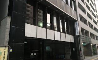 東京都台東区のシンエイ本社