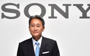 ソニーの平井一夫社長