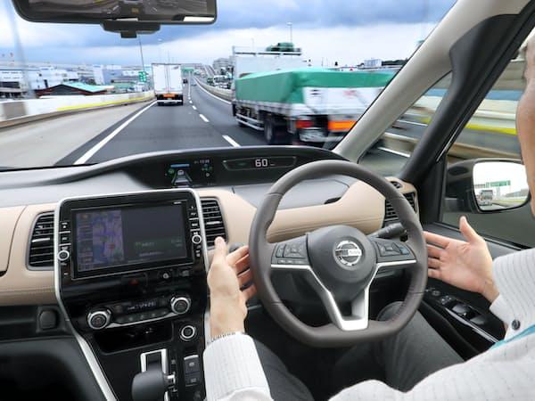 自動運転には高精度地図が不可欠とされている