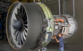 GEは航空機エンジンに日本企業の技術も使う