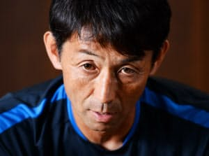 四半世紀の間、選手、コーチ、監督として鹿島に在籍する石井にはクラブへの特別な思いがある