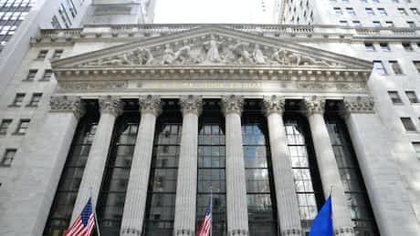 NY株続落し420ドル安 米中貿易摩擦を警戒