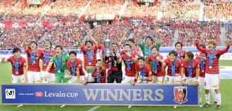 東京五輪世代を強化するため、Jリーグはルヴァン杯を活用する方針を固めた=共同