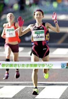 那須川瑞穂(ユニバーサルエンターテインメント)が日本人最高の5位=共同