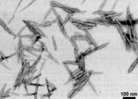 セルロースナノクリスタルは木材繊維を結晶体にした