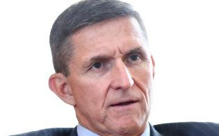 マイケル・フリン氏は大統領補佐官として外交・安保の司令塔役を担う