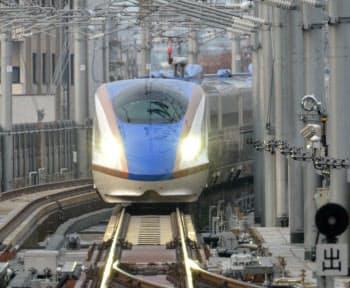 北陸新幹線の車両