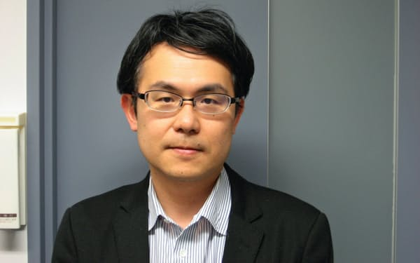 東大の田中亘教授
