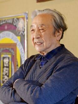 うめはら・たけし 1925年生まれ。48年京大文卒。京都市立芸術大学学長、国際日本文化研究センター所長などを歴任。三代目市川猿之助(現猿翁)と組んだスーパー歌舞伎「ヤマトタケル」など戯曲も手掛ける。99年文化勲章。