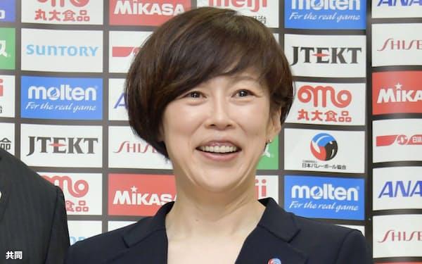 中田監督率いる全日本にどんな選手を送り出せるか注目だ=共同