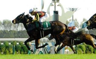 ミスエルテは朝日杯FSで牡馬に挑戦する=JRA提供