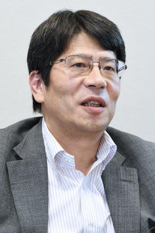 日本総合研究所の湯元健治副理事長