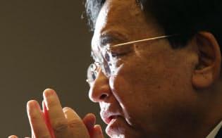 経済同友会代表幹事で三菱ケミカルホールディングス会長の小林喜光氏