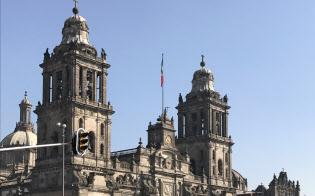 メキシコは米国輸出一辺倒を脱せるか(1月5日、メキシコシティ)