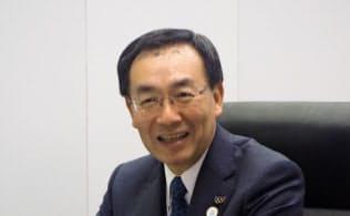 パナソニックの津賀一宏社長