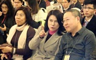 中国のカリスマ女性経営者の董明珠氏(62)は昨年11月、珠海格力集団の董事長を突如解任された