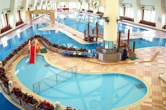 いろいろなプールで泳ぎを楽しめる(埼玉県朝霞市)