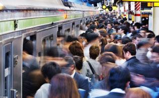 通勤時の不快感はだれしも避けたいもの