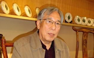 SF作家、王氏の作品にはAIが登場するようになった