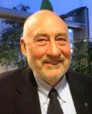 ジョセフ・スティグリッツ氏 米コロンビア大学教授