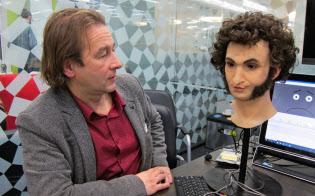 AIでロシアの国民詩人、プーシキン復活計画が進む(モスクワ郊外のスコルコボ経済特区)