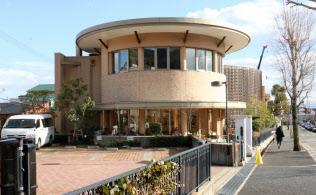 夢工房の法人本部が入る保育園(兵庫県芦屋市)