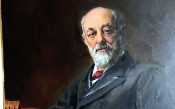 マーカス・ゴールドマンは1869年に米国で事業を立ち上げ、その後サミュエル・サックスとゴールドマン・サックスを創業