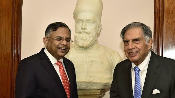 印タタ、IT子会社トップが会長就任 「株主」重視を表明